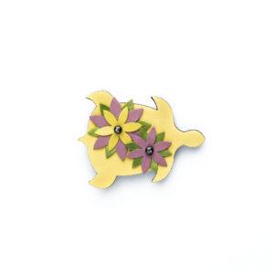 Turtle Flower I