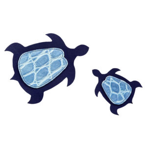 Брошь Turtle Set I