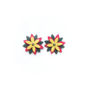 Серьги Flower I