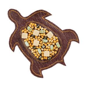 Брошь Turtle II